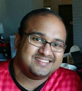 Vigneswara Rao Testimonial pic Feb 2020